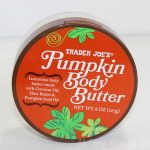 Trader Joe's Pumpkin Body Butter Review