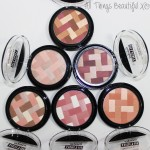Maybelline Master Hi-Light Blushes & Bronzers Full Swatches & Review