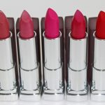 Maybelline Color Sensational Creamy Matte Lipsticks Swatches & Review