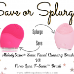 Is the MelodySusie Brush a Foreo LUNA Dupe? + DISCOUNT!