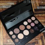 Smashbox Shape Matters Contour Face, Eye, & Brow Palette Swatches & Review