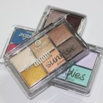 Essence All About Candies, Nude, Sunrise, & Paradise Eyeshadow Mini Palettes Review