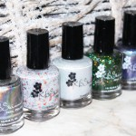 Happy Holidays Winter INTERNATIONAL Giveaway with KBShimmer! + HUGE Beauty Blog Hop!